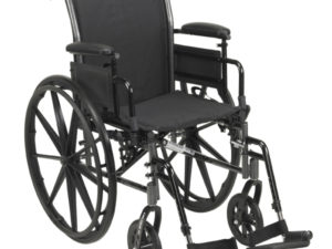 Light Weight Foldable Normal/Manual Wheelchair