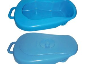 Plastic Bed Pans with Lid