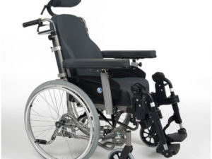 Reclining High Back Wheel Chair
