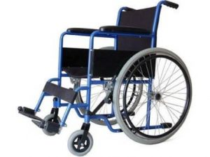 Light Weight Powder Coated Wheel Chair