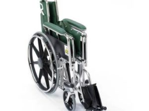Stainless Steel Foldable Wheelchair