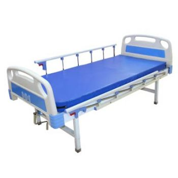 Deluxe Hospital Cot for Home use without Wheels