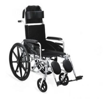 Orthopedic Foldable Travel High Reclining wheel Chair