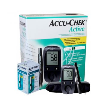 Accucheck – Active CBG Kit